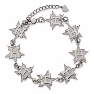 Houston Astros 1.5 In Ext. Bracelet